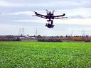 Digitale Landwirtschaft: Mehr Pflanzenschutz durch fliegende Helfer