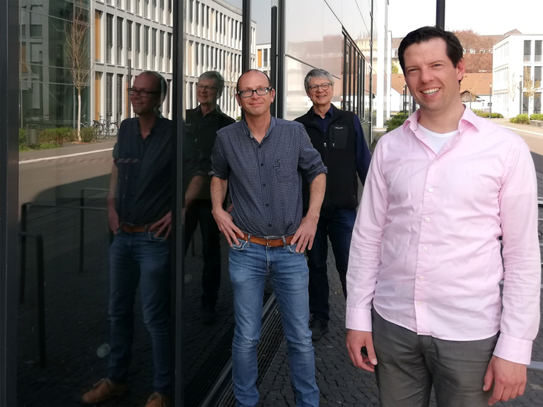 Right click to download: Sind am Forschungsprojekt CLONETS-DS beteiligt: